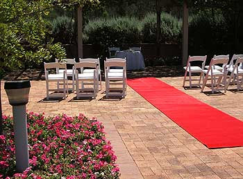 Aisle Runner Red Carpet A Grand Affair Rentals